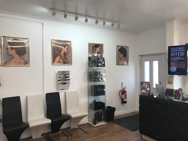 The Salon Langley Park