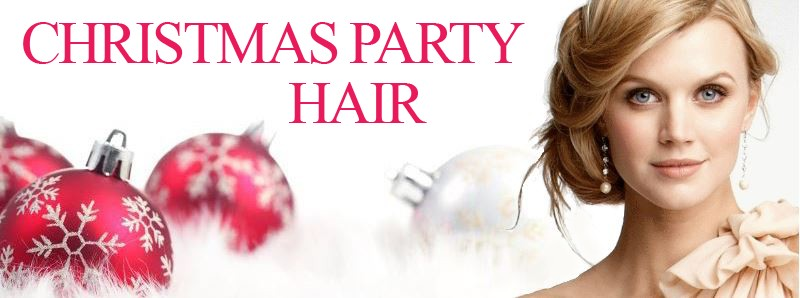Christmas party hair at the salon langley park durham for Beauty salon xmas offers