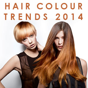 Hairstyle and Hair Colour Trends 2014