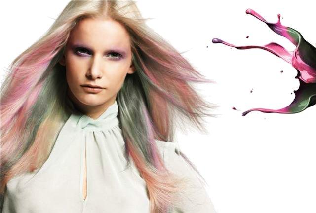 goldwell elumen hair colouring system DECOR LILAC