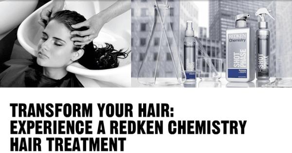 redeken chemisty hair treatment