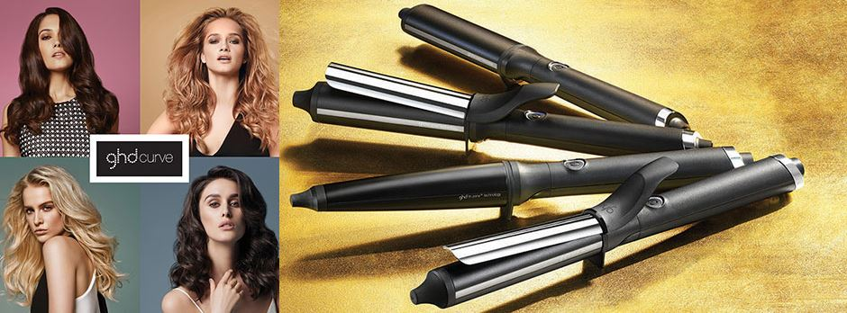 The Salon, Langley Park Introduce ghd CURVE® Styling Tools
