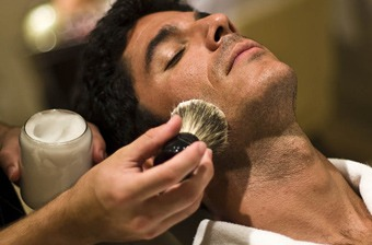 mens wet shave services in durham, mens hair langley park