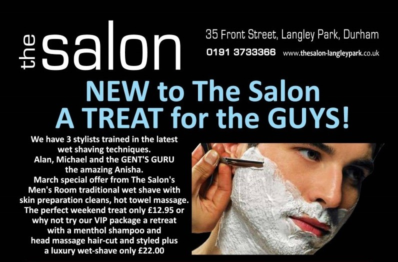 THE SALON MARCH151