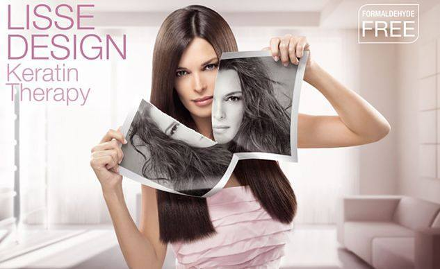 *NEW* Lissie Design Keratin Therapy
