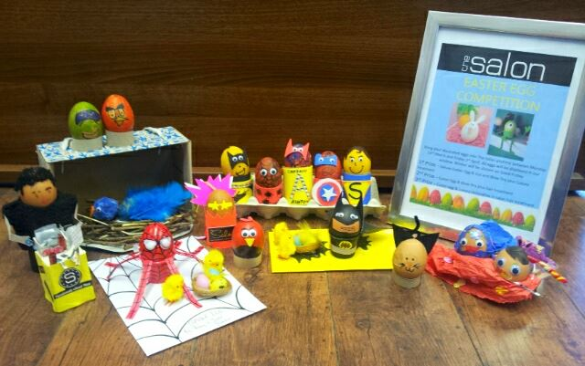 *WIN* Some FABULOUS Prizes with The Salon's Easter Egg Competition!