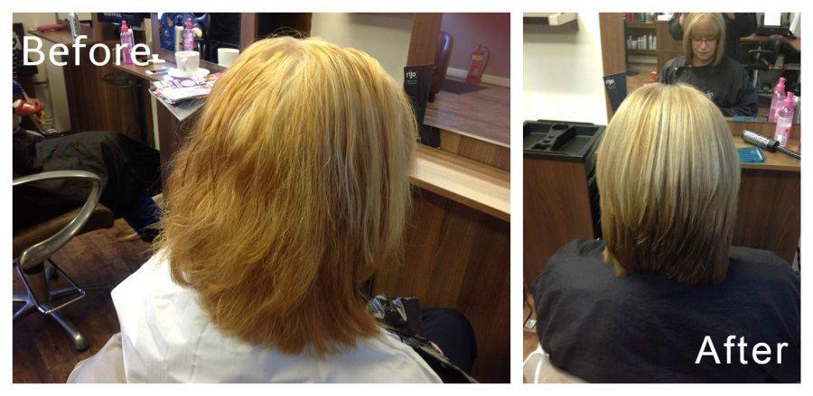 olaplex hair colour salons durham