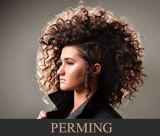Permanent Waving & Perming in Durham at The Salon, Langley Park