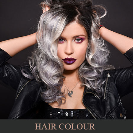 HAIR-COLOUR