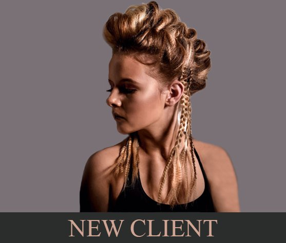 the Salon – New Client Offer