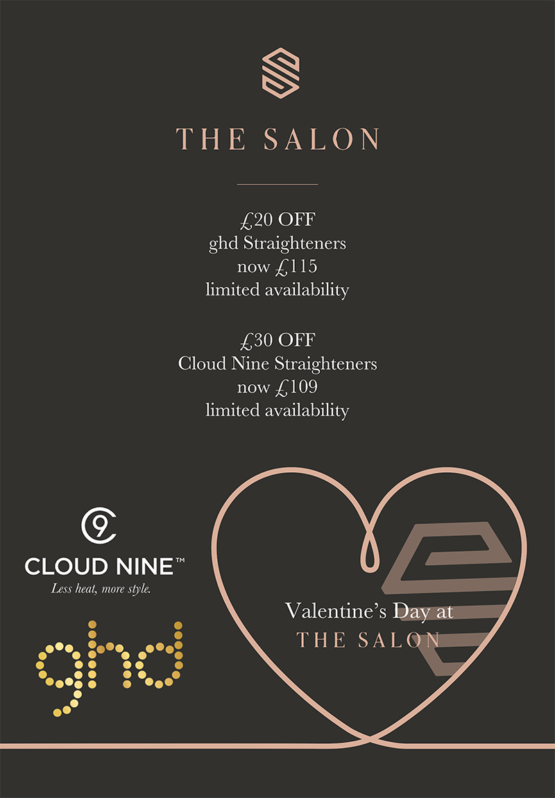 Valentine's Day at The Salon