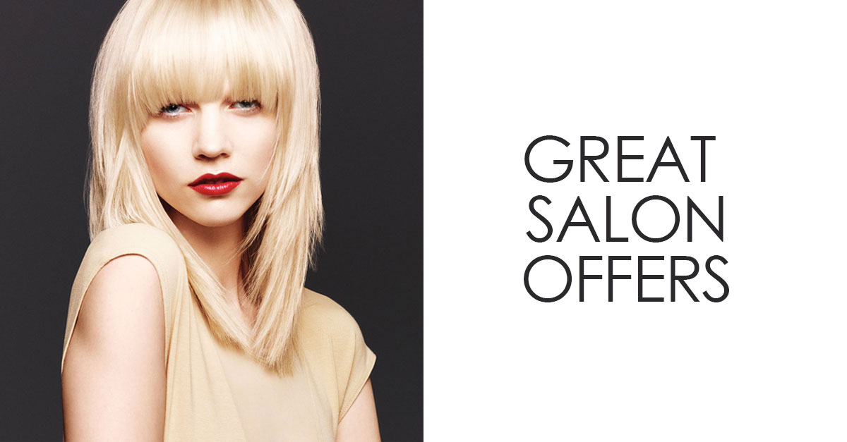April Offers at The Salon Langley Park