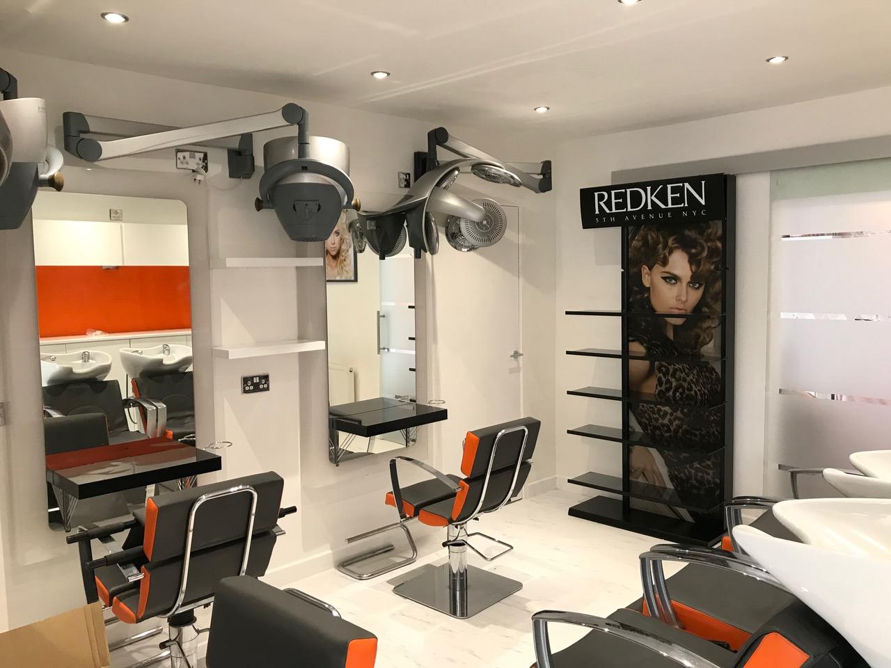 The Salon Sherburn Contact Us page image no 3