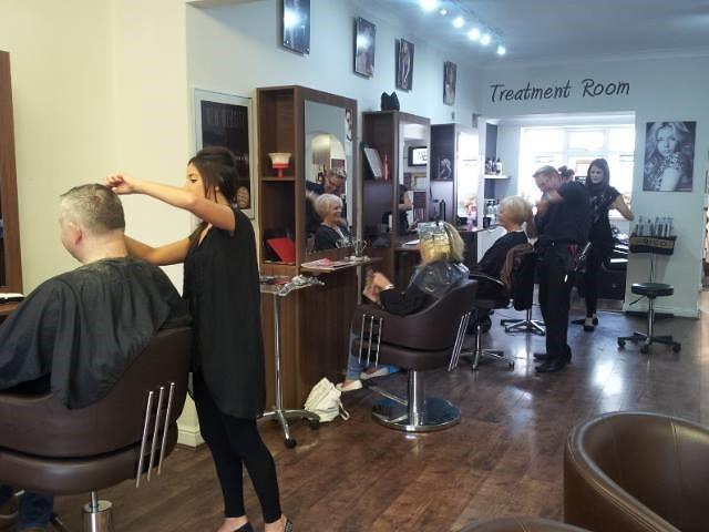 The Salon, Sherburn Village & Langley Park