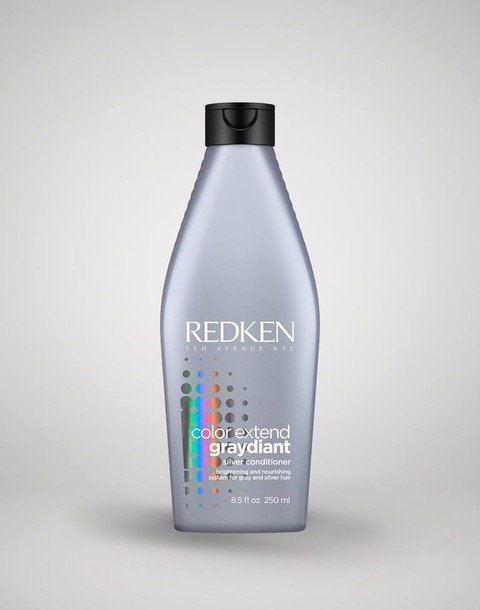 Colour Magnetics Graydiant  Conditioner For Silver & Grey Hair