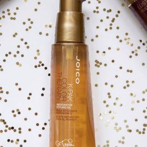 K-Pak Colour Therapy Styling Oil