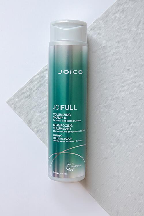 joifull volumizing shampoo from the salon langley park