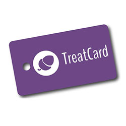TREAT YOURSELF loyalty card at The Salon Langley Park