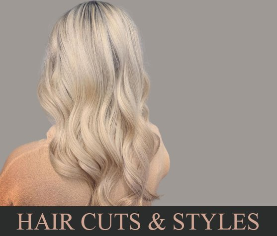 Hair Cuts & Styles at The Salon, Langley Park in Durham