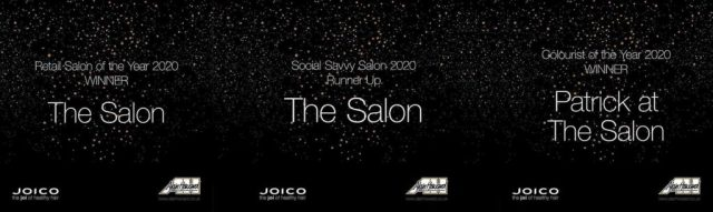 The Salon in Langley Park, Durham won 3 top industry awards at the 2021 Joico conference.