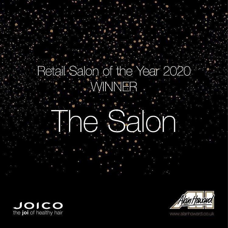 The Salon Win THREE Big Industry Awards!