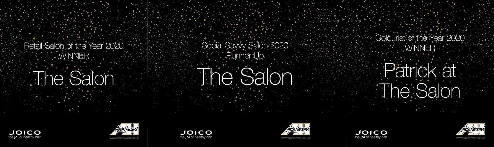 The Salon, Langley Park Win Big At The Joico Conference Awards