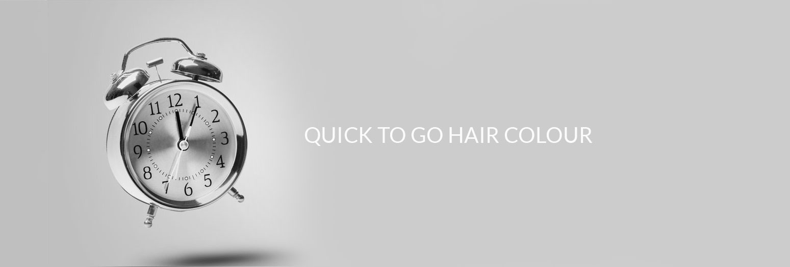 Quick To Go Hair Colour at The Salon, Langley Park