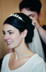 Trendy, Youthful Bridal Hairstyles at The Salon, Langley Park, Durham