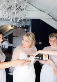 Chic & sexy Bridal Hairstyles at The Salon, Langley Park, Durham