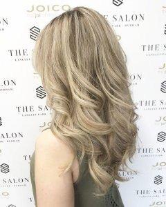 Long Hair Cuts & Styles at The Salon, Langley Park