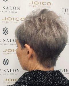 Short Hair Cuts & Styles at The Salon, Langley Park & Sherburn Village in Durham
