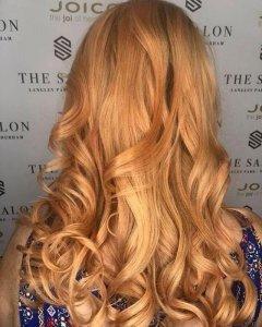 Layered hair cuts & Styles at The Salon, Langley Park