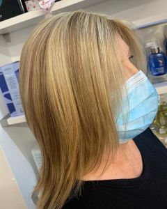 fix your home balayage hair colour with the colour experts in durham