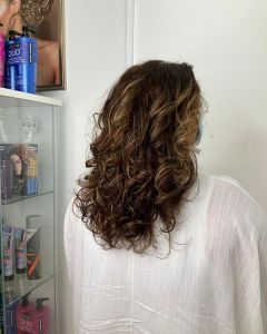 modern perming techniques & trends at The Salon Langley Park